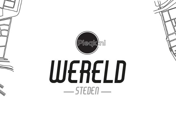 WERELD STEDEN